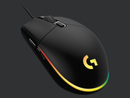 LOGITECH G102 LIGHTSYNC GAMING MOUSE (BLACK)