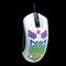 DRAGON WAR ULTRA LIGHT HONEYCOMB RGB PHOENIX PRO GAMING MOUSE WHITE (ELE-G25-WH)