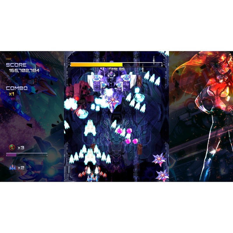 NSW GHOST BLADE HD (INCLUDES STICKER) (ASIAN)