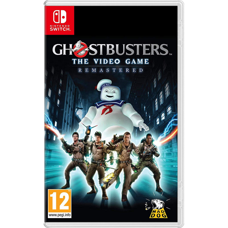 NSW GHOSTBUSTERS THE VIDEO GAME REMASTERED (EU)