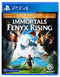 PS4 IMMORTALS FENYX RISING GOLD EDITION REG.3