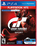 PS4 GRAN TURISMO SPORT THE REAL DRIVING SIMULATOR VR ALL (ENG/FR) PLAYSTATION HITS