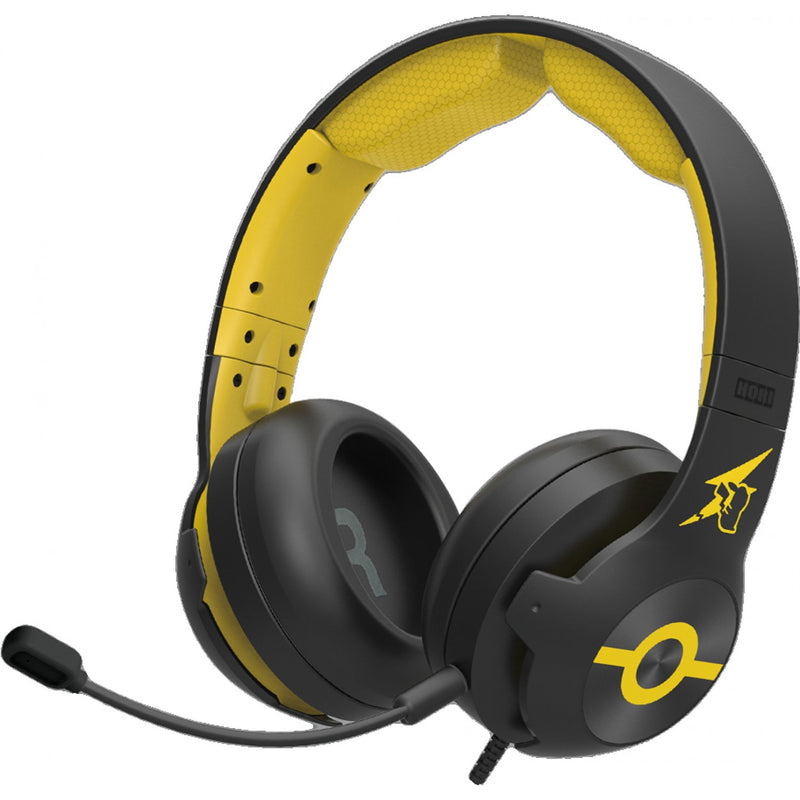 HORI NSW HIGH GRADE GAMING HEADSET PIKACHU-COOL FOR N-SWITCH/SWITCH LITE (NSW-265A)