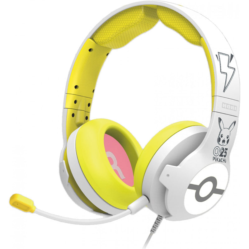 HORI NSW HIGH GRADE GAMING HEADSET PIKACHU-POP FOR N-SWITCH/SWITCH LITE (NSW-264A)