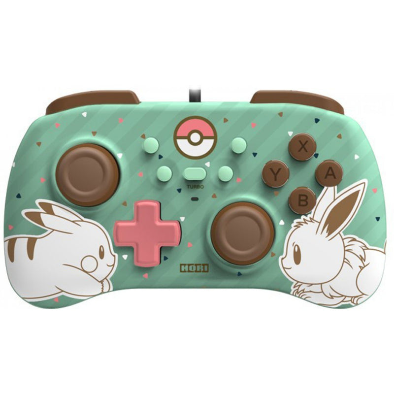 HORI NSW HORIPAD MINI (WIRED) PIKACHU & EEVEE (NSW-279A)
