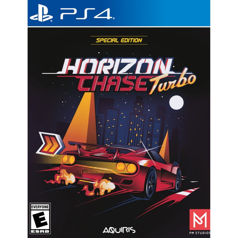 PS4 HORIZON CHASE TURBO SPECIAL EDITION ALL