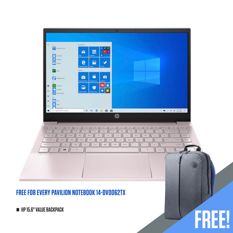 HP PAVILION NOTEBOOK 14-DV0062TX
