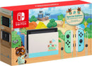 NINTENDO SWITCH CONSOLE ANIMAL CROSSING NEW HORIZONS SE (MDE) + DOBE PROTECTIVE PACK (TNS-1899) BUNDLE