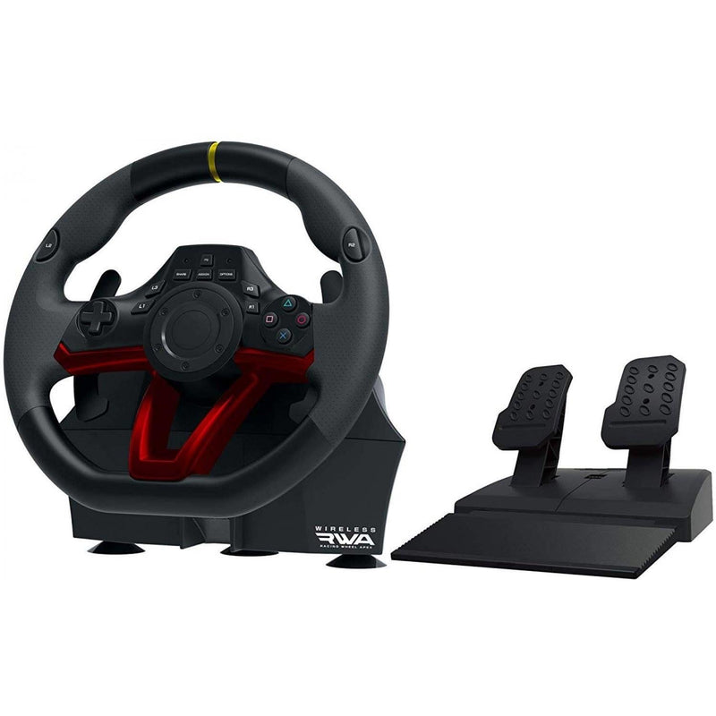 HORI PS4 WIRELESS RACING WHEEL APEX FOR PS4/PC (PS4-142A)