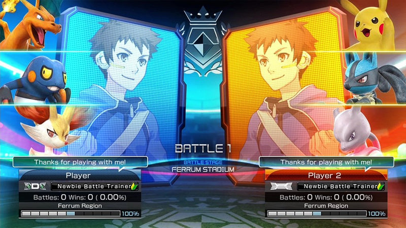 NSW POKKEN TOURNAMENT DX (EU)
