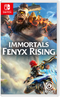 NSW IMMORTALS FENYX RISING WITH STEELCASE (ASIAN)
