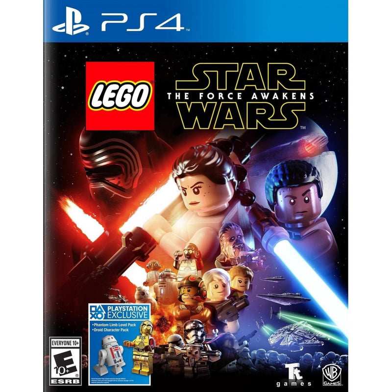 PS4 LEGO STAR WARS THE FORCE AWAKENS ALL