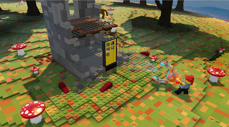 PS4 LEGO WORLDS ALL