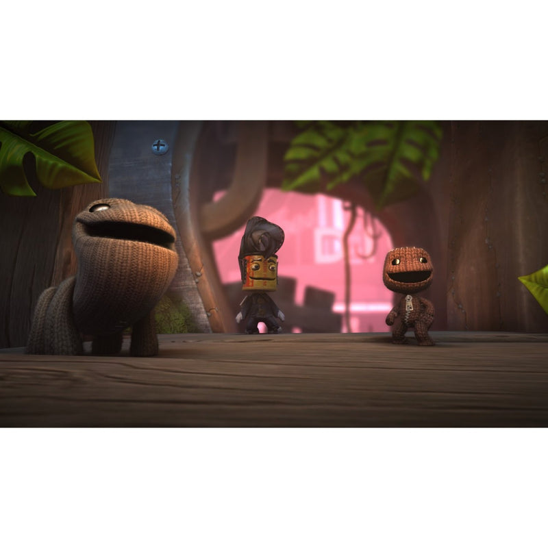 PS4 LITTLE BIG PLANET 3 ALL (ASIAN) PLAYSTATION HITS