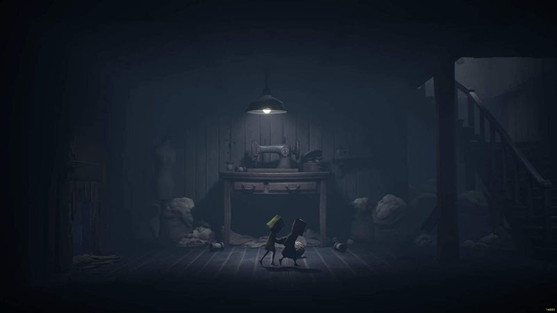 XBOXSX LITTLE NIGHTMARES II (US) (ENG/FR/SP)