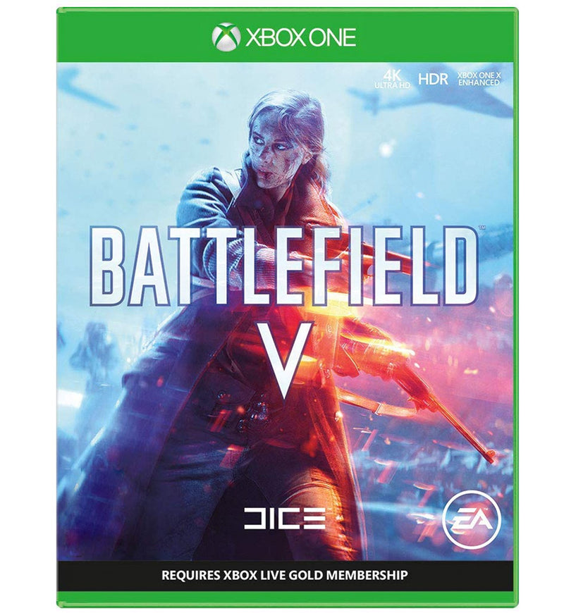 XBOX ONE BATTLEFIELD V (ASIAN)