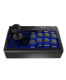 DOBE PS4 7 IN 1 ARCADE FIGHTING STICK FOR P4 SERIES/P3/SWITCH /XBONE (S) /X-360/PC/ANDROID GAMES (TP4-1886)