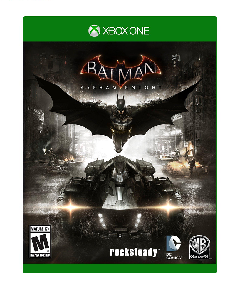 XBOX ONE BATMAN ARKHAM KNIGHT (US)