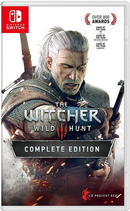 NSW THE WITCHER III WILD HUNT COMPLETE EDITION (EU)