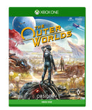 XBOX 1 THE OUTER WORLDS (ASIAN)