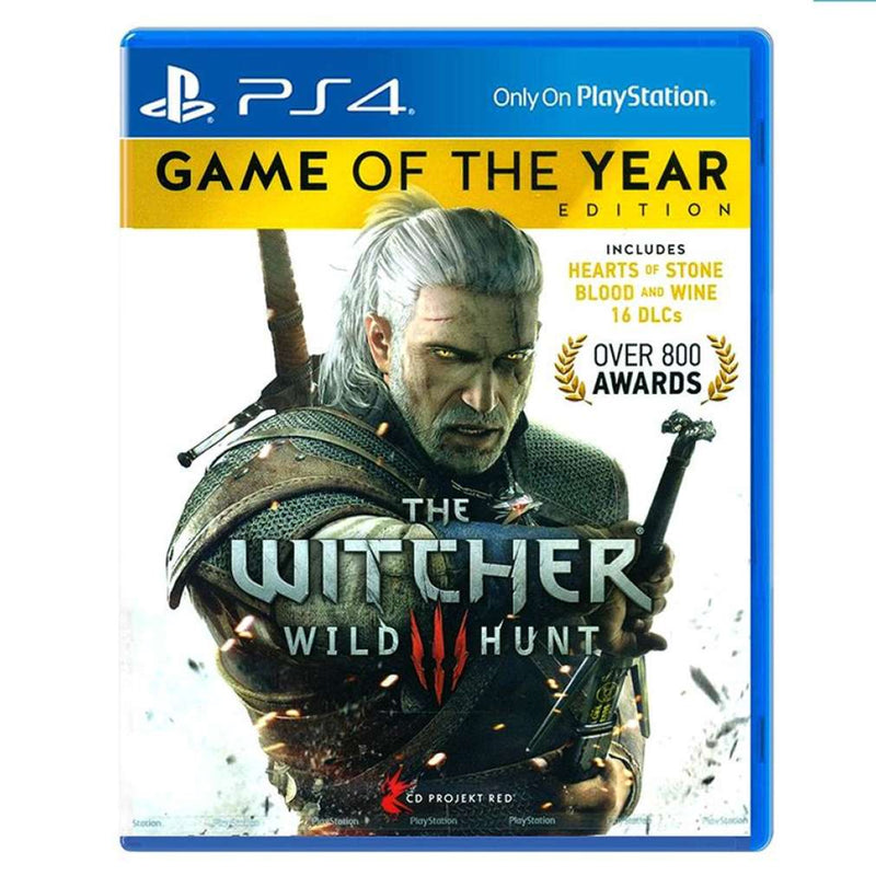 PS4 THE WITCHER III WILD HUNT GAME OF THE YEAR EDITION REG.3