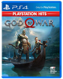 PS4 GOD OF WAR ALL (ASIAN) PLAYSTATION HITS