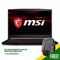 MSI GF63 THIN 10SCSR-896PH GAMING LAPTOP + FREE MSI AIR GAMING BACKPACK