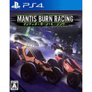 PS4 MANTIS BURN RACING REG 2 (JAP/ENG VER)