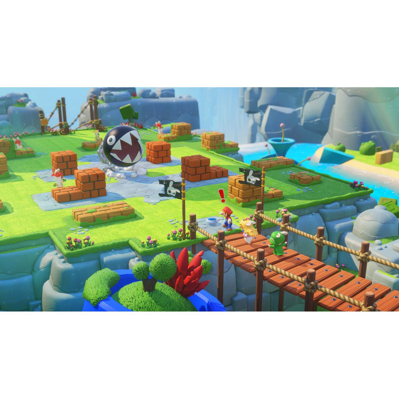 NSW MARIO + RABBIDS KINGDOM BATTLE (US) (ENG/FR/SP)