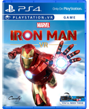 PS4 MARVEL IRON MAN VR ALL (ASIAN)