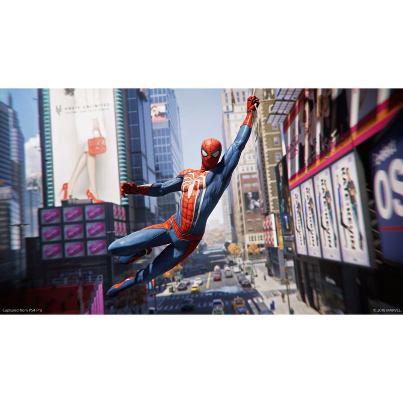 PS4 MARVEL SPIDER-MAN GAME OF THE YEAR EDITION ALL