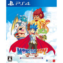 PS4 MONSTER BOY AND THE CURSED KINGDOM ALL