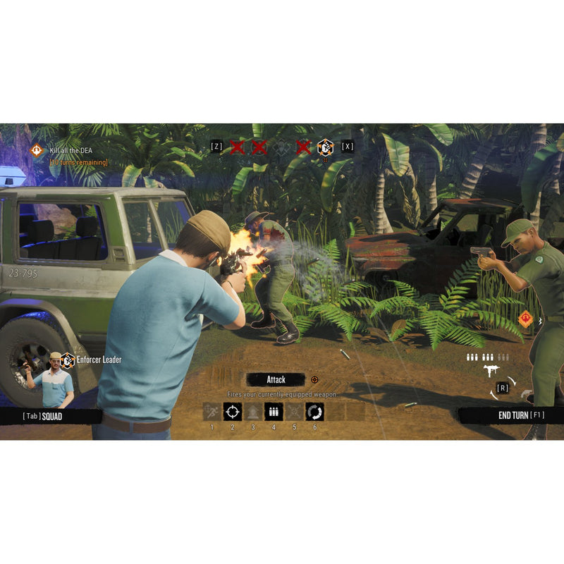 PS4 NARCOS RISE OF THE CARTELS ALL
