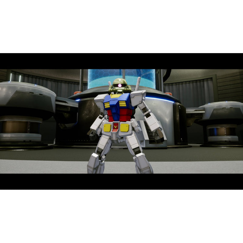 PS4 NEW GUNDAM BREAKER REG.3