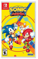 NSW SONIC MANIA (US) (ENG/FR)