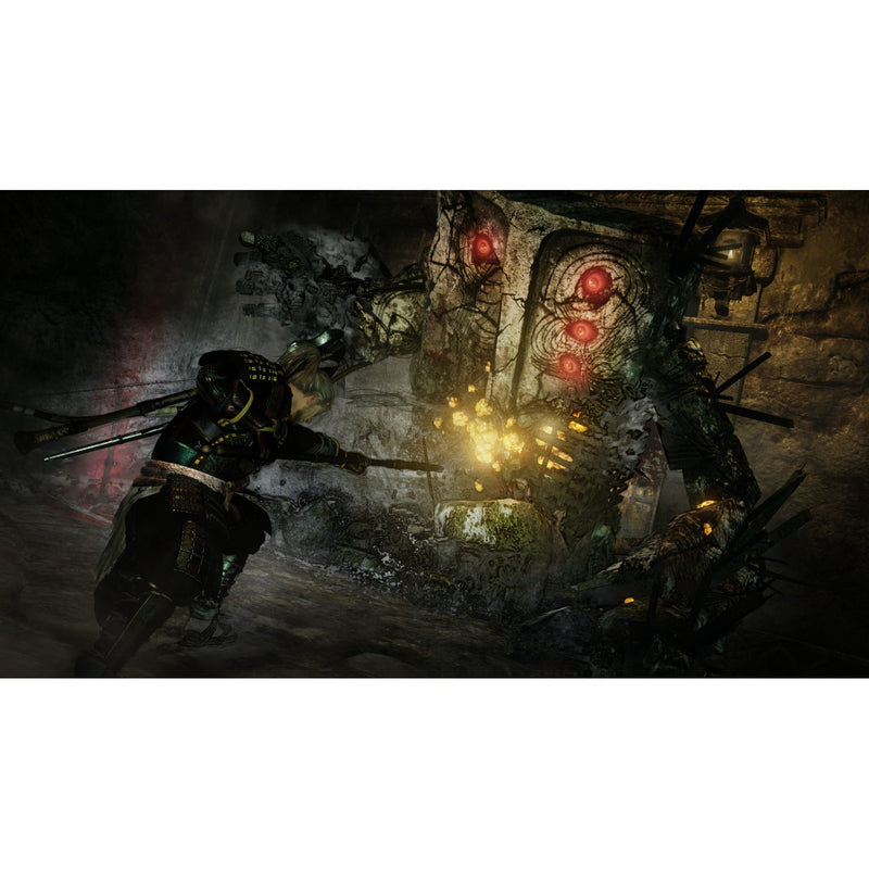 PS4 NIOH REG.3 (ENG/TC/SC/JAP VER) PLAYSTATION HITS