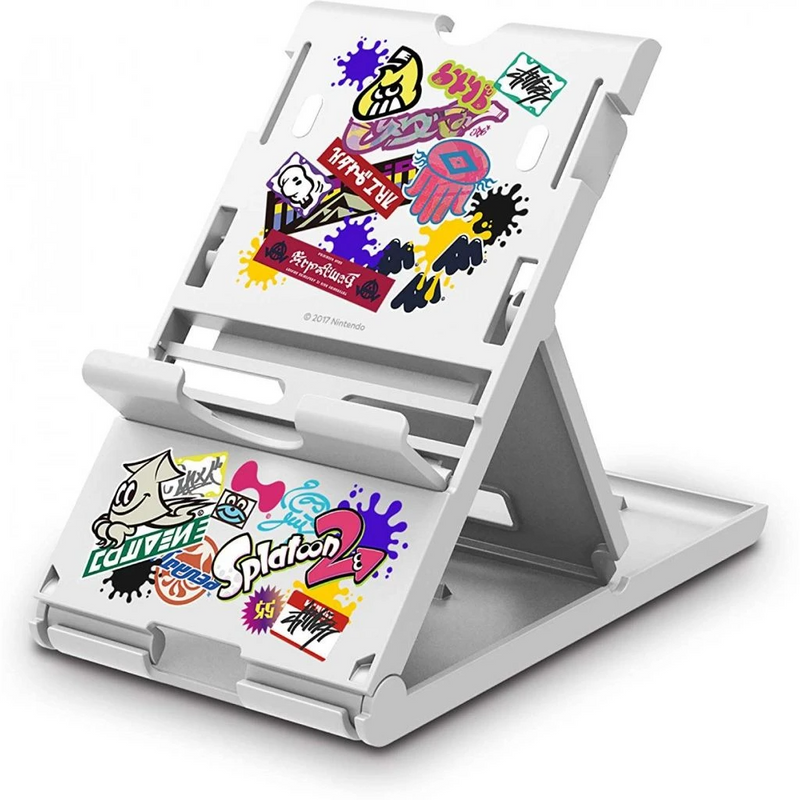 NSW HORI PLAYSTAND SPLATOON 2 EDITION (NSW-125) (JPN)