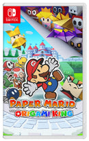 NSW PAPER MARIO THE ORIGAMI KING (MDE)