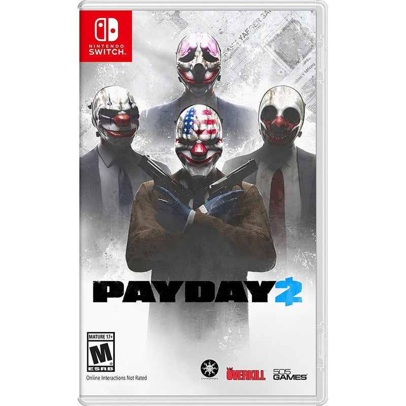 NSW PAYDAY 2 (US)