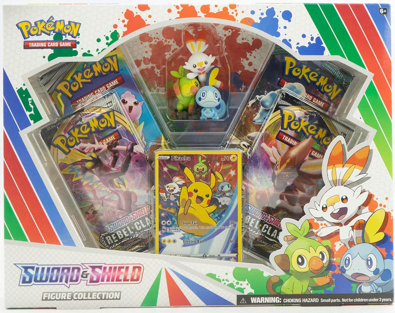 POKEMON TRADING CARD GAME SS2 SWORD & SHIELD FIGURE COLLECTION