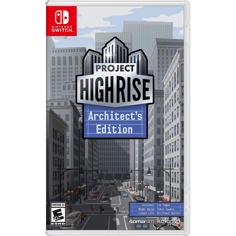 NSW PROJECT HIGHRISE ARCHITECTS EDITION (US)