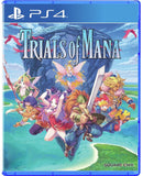 PS4 TRIALS OF MANA REG.3