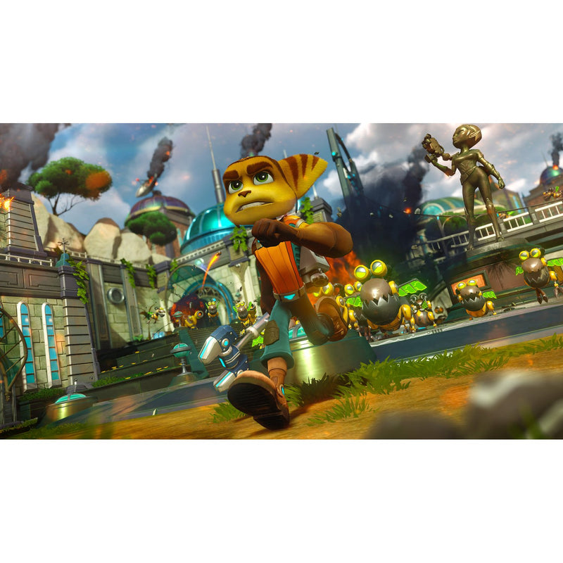 PS4 RATCHET & CLANK ALL (ASIAN) PLAYSTATION HITS