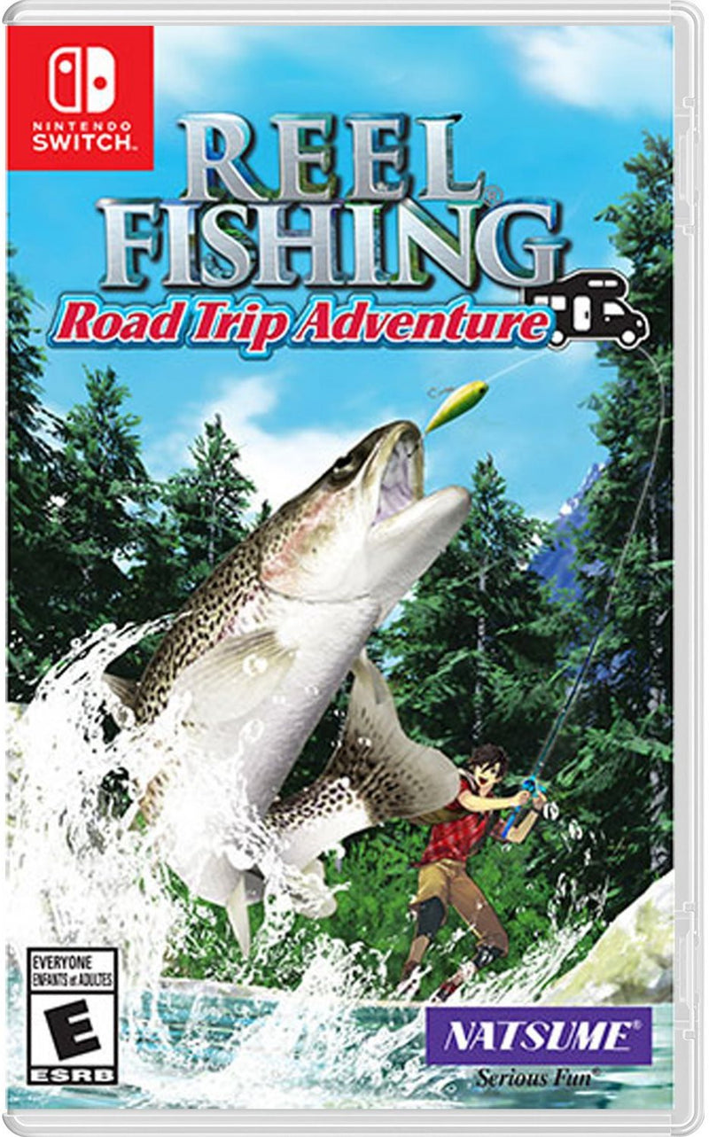 NSW REEL FISHING ROAD TRIP ADVENTURE (US) (ENG/FR)
