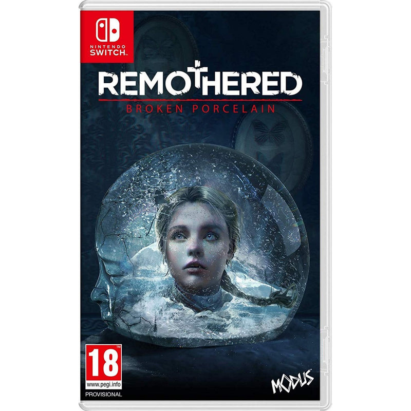 NSW REMOTHERED BROKEN PORCELAIN (EU)