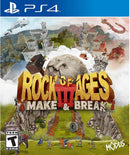 PS4 ROCK OF AGES III MAKE & BREAK ALL (ENG/FR)