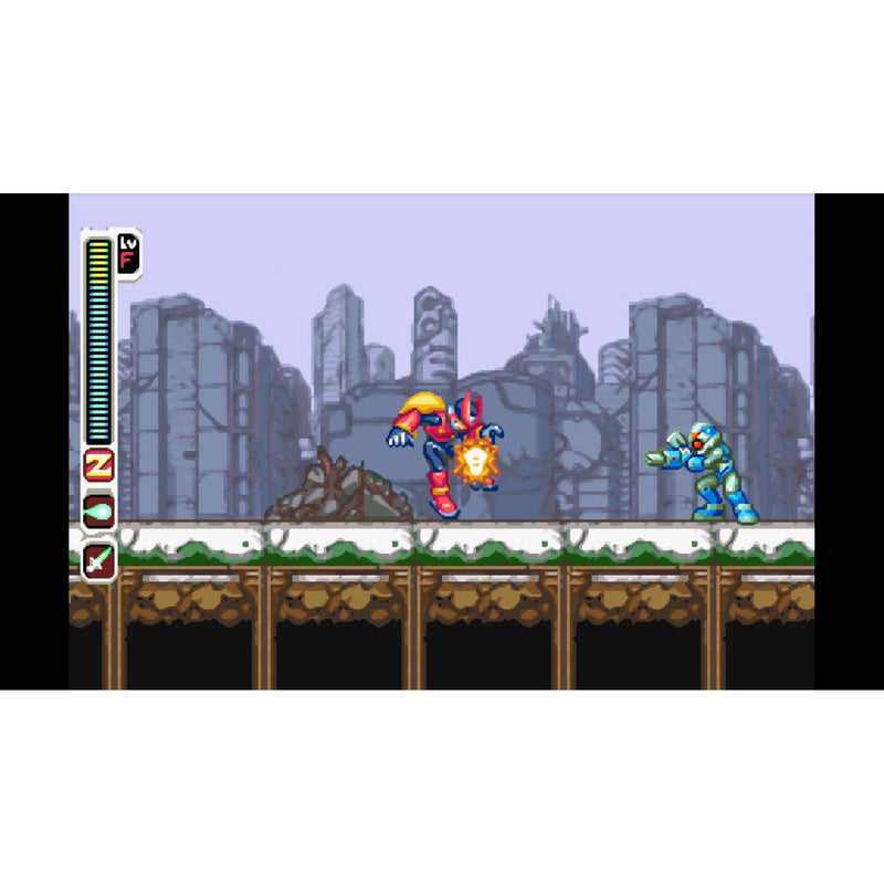 NSW MEGAMAN ZERO/ZX LEGACY COLLECTION (JPN) (ENG/VER)