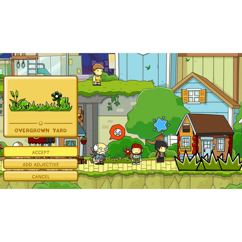 NSW SCRIBBLENAUTS MEGA PACK (US)