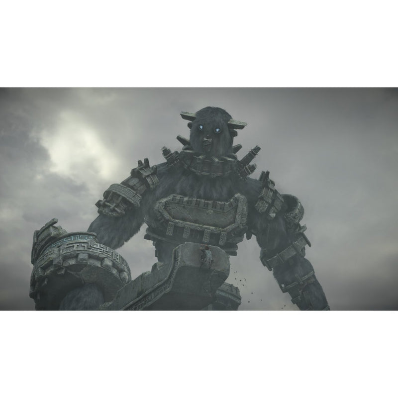 PS4 SHADOW OF THE COLOSSUS ALL