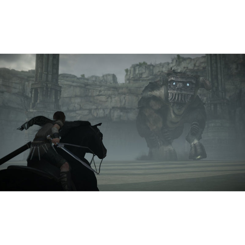 PS4 SHADOW OF THE COLOSSUS W/ DLC ALL (ASIAN) VALUE SELECTION